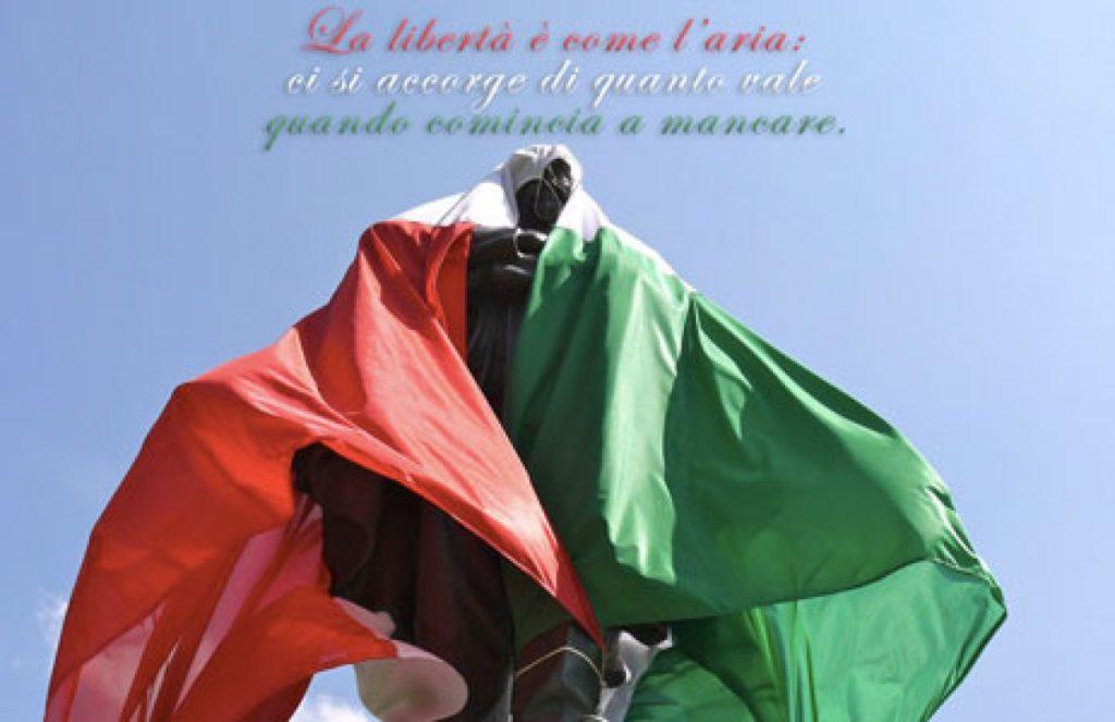 immagine libertà Italia